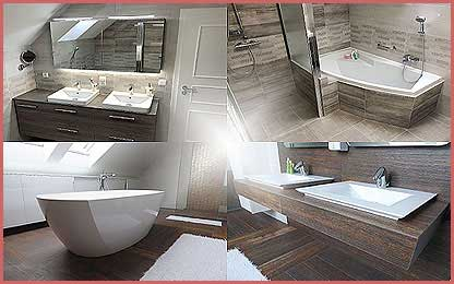 Galerie koupelen a bytových jader - Interiéry Jihlava