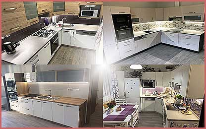 Galerie kuchyní na míru - Interiéry Jihlava